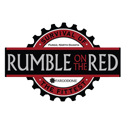 rumble on the red